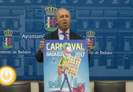 El Carnaval de 2017 tendrá un cartel inspirado en un personaje de cómic