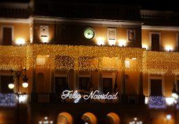 Felicitación navideña del alcalde de Badajoz Francisco Javier Fragoso