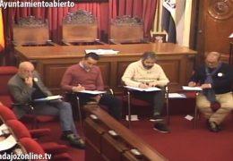 Sesión Ayuntamiento Abierto Diciembre 2016