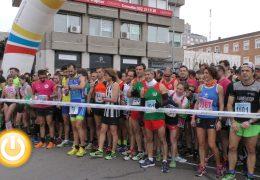 Javier Echave y Cristina Durán ganadores de la 'Vuelta al Baluarte'