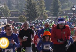 La San Silvestre Pacense vuelve a congregar a miles de corredores