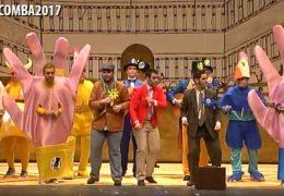 Los del año pasado – Preliminares 2017 Concurso Murgas Carnaval de Badajoz