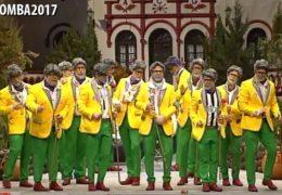 A contragolpe – Semifinales 2017 Concurso Murgas Carnaval de Badajoz