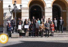 Badajoz guarda un minuto de silencio por la nueva víctima de violencia machista