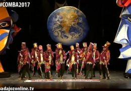 Dakipakasa – Semifinales 2017 Concurso Murgas Carnaval de Badajoz
