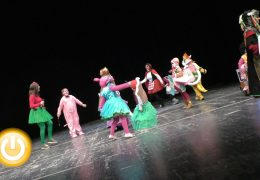 Concurso infantil de disfraces 2017 del Carnaval de Badajoz