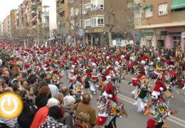 Umsuka-Imbali gana el desfile de San Roque