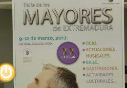 Badajoz celebra del 9 al 12 de marzo la Feria de los Mayores