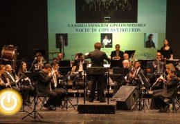 La Banda Municipal ofrece una 'Noche de coplas y boleros'