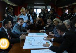 Presentada la licitación del contrato de modernización de la línea entre Elvas y la frontera