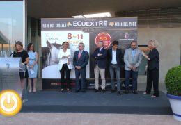 Presentada la IX Feria del Caballo y del Toro Ecuextre