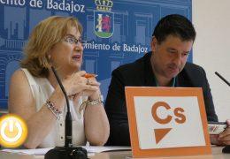 Ciudadanos denuncia el estado de abandono de los monumentos de la ciudad