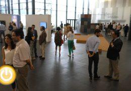 """Inaugurada la exposición """"Imagina l(a) eurociudad(e)"""""""