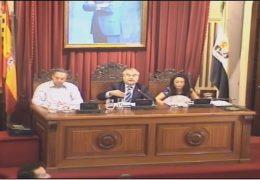 Pleno Ordinario de Junio de 2017 Ayuntamiento de Badajoz