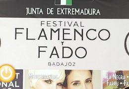 Del 6 al 8 julio, Badajoz celebra el festival de flamenco y fado