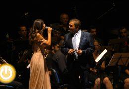 La Banda Municipal de Música, Nuria Fergó y Felipe Garpe