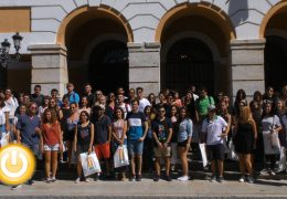 La UEx recibe a 330 estudiantes extranjeros