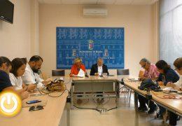 Badajoz refuerza la seguridad con motivo de Almossassa y el Día de la Policía