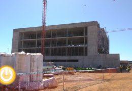 La Ciudad de la Justicia de Badajoz podría estar terminada a finales de 2018