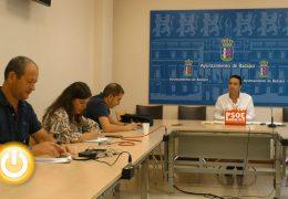 PSOE critica la moción sobre colegios que presentará el PP al pleno