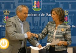 Feria Badajoz e Ibercaja firman un año más, un convenio de patrocinio
