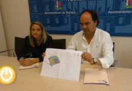 La actuación arqueológica en el Campillo se dividirá en cuatro zonas