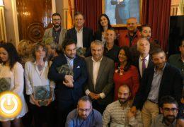 El ayuntamiento entrega los Premios Ciudad de Badajoz