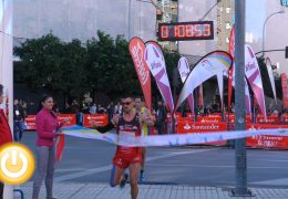 Bruno Paixao y Mamen Ledesma se imponen en la XXX Medio Maratón Elvas-Badajoz