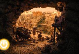 Ya pueden visitar la exposición de dioramas y el Belén Monumental