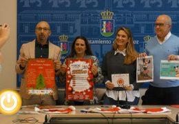 El comercio de Badajoz vivirá una Navidad cargada de actividades