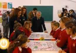 El colegio Puertapalma cuenta con un espacio tecno maker