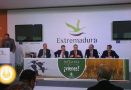 Badajoz presenta su Plan Director de Turismo Ornitológico