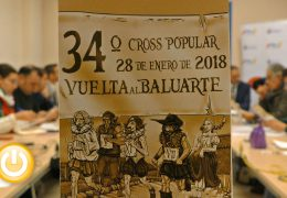 2.593 corredores participarán en la Vuelta al Baluarte