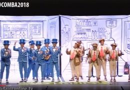 Los Espantaperros – Preliminares 2018 Concurso Murgas Carnaval de Badajoz