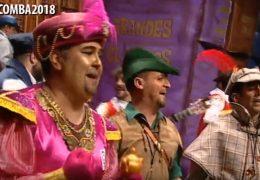 La Coracha- Preliminares 2018 Concurso Murgas Carnaval de Badajoz