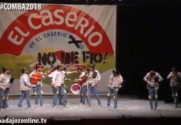 Los Camballotas- Preliminares 2018 Concurso Murgas Carnaval de Badajoz