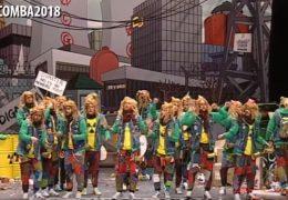 A Contragolpe – Preliminares 2018 Concurso Murgas Carnaval de Badajoz