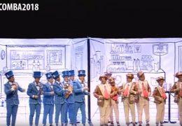 Los Espantaperros – Semifinales 2018 Concurso Murgas Carnaval de Badajoz