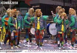 A Contragolpe- Semifinales 2018 Concurso Murgas Carnaval de Badajoz