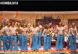 Los Mirinda- Final 2018 Concurso Murgas Carnaval de Badajoz