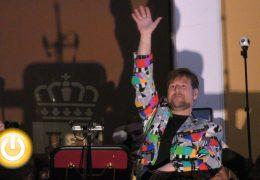 Carlos Latre pregona el Carnaval de Badajoz 2018