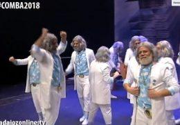 Los Water Closet – Ganadores Final Concurso Murgas del Carnaval de Badajoz 2018