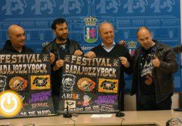 Badajoz acogerá el 26 de mayo el festival 'BadajozzYRock'