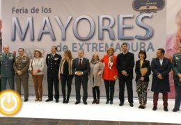 Arranca la XXI Feria de los Mayores de Extremadura