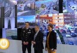 Tecnología de vanguardia en la Jefatura de la Policía Local de Badajoz