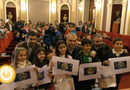 Entregados los premios del concurso internacional de dibujo de Aqualia