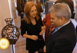 55 mujeres participan en la muestra 'El arte con mirada de mujer'