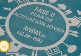 Presentada la segunda fase del plan de activación juvenil