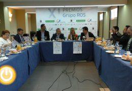 Juancho Pérez y José Luís Simões entre los galardonados de los XI Premios Grupo ROS