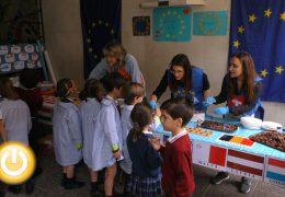 El colegio Sagrada Familia  se suma a la celebración del Día de Europa